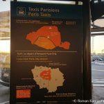Flughafen Paris Taxi Preise