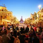 Weihnachten in Disneyland Paris