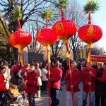 Chinesisches Neujahrfest Paris