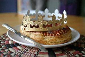 Dreikönigstag Paris Galette des Rois