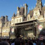 FNAC Live Festival Stadtstrans Paris Plages