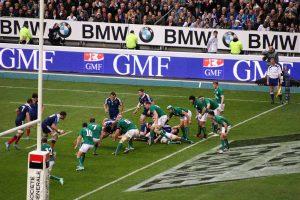 Six Nations Turnier Paris