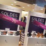 Soldes und Schlussverkäufe in Paris