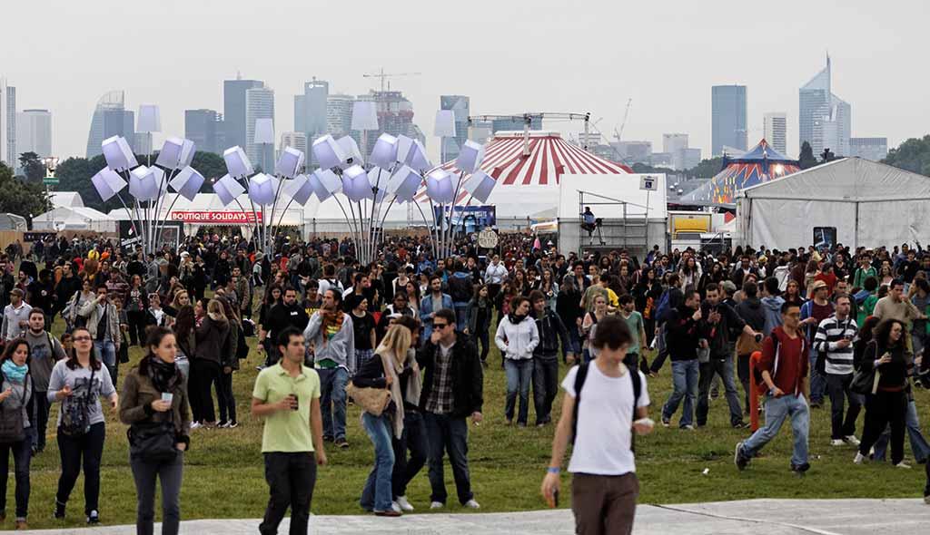 Solidays Festival Paris