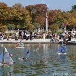 Boote Mieten Kinder Jardin du Luxembourg