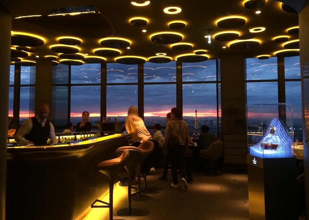 Ciel de Paris Restaurant Turm Tour Montparnasse