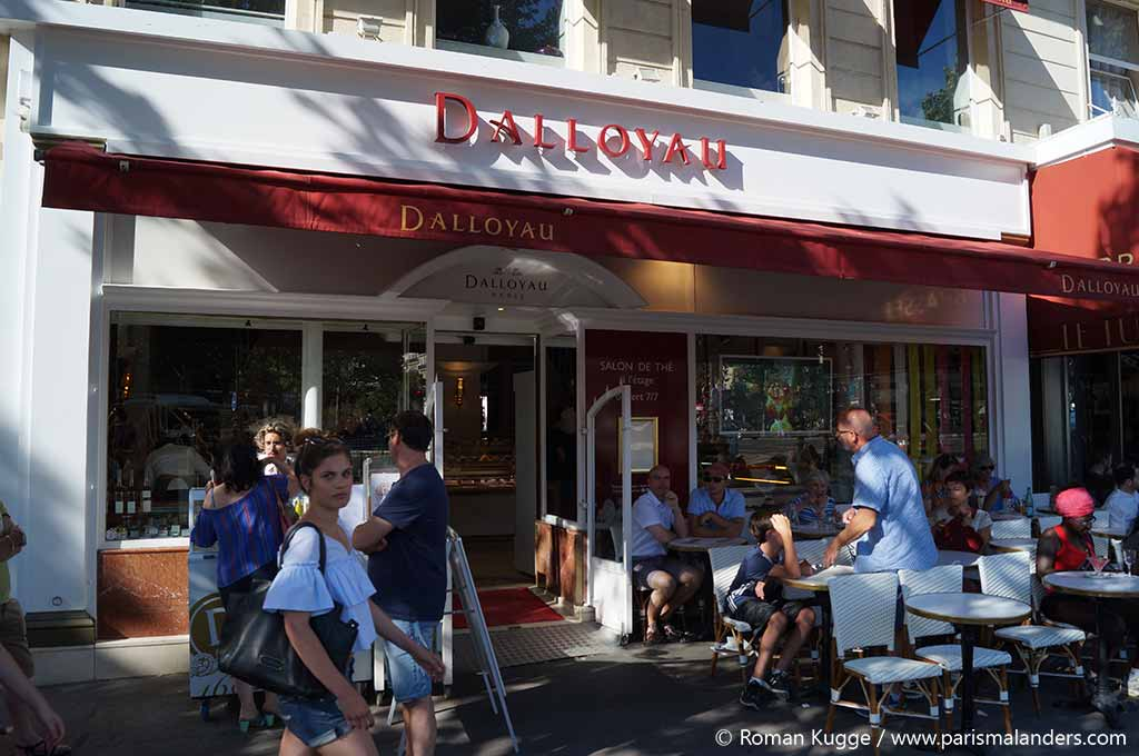 Esi essen Eisdiele Paris Dalloyau