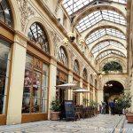 Galerie Vivienne Paris überdachte Passage