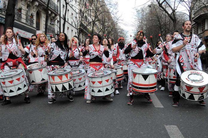 Karneval in Paris