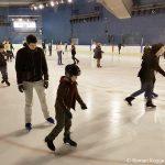 Kinder Sicherheit Helm Eislaufen Paris