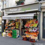 Kiosk Büdchen Superette Paris