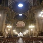 Kirche Madeleine Paris Kuppel Mosaik
