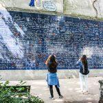 Liebesmauer Mur des Je t'Aime Paris