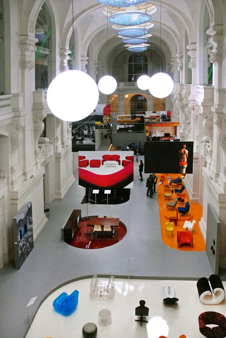 Louvre Marsan Flügel Kunstgewerbemuseum Arts Decoratifs Paris