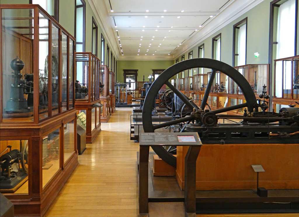 Technikmuseum Musée des Arts et Métiers Paris