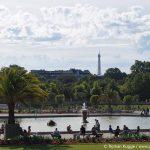 Park Jardin du Luxembourg in Paris