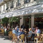 Terrasse Cafe Paris Bistro