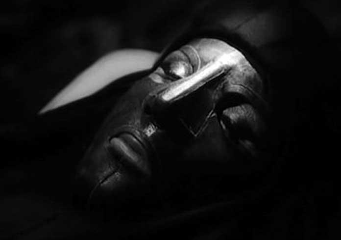 Belphegor Phantom Gespenst Geist Louvre