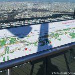 Informationstafeln Tour Turm Montparnasse