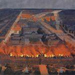 Kleiner roter Mann Tuileries Legende Louvre