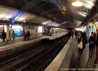 Paris Metro Tickets Online Kaufen La Motte