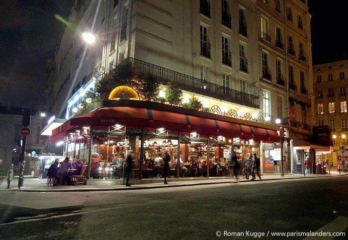 Restaurant Pres De La Place Des Vosges