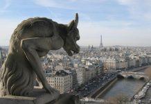 Ausblick Aussicht Türme Notre Dame