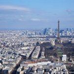 Ausblick Turm Montparnasse