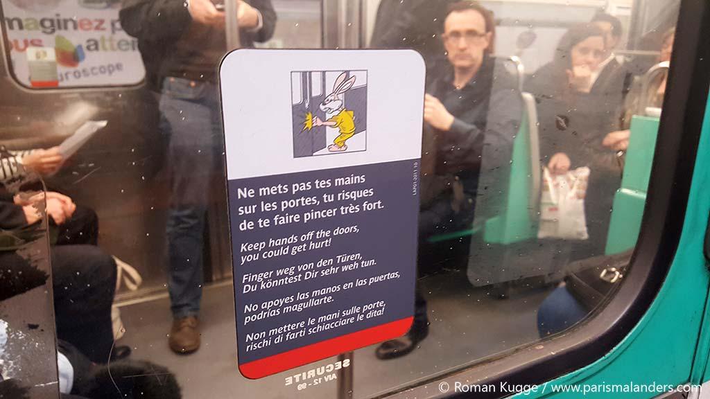 Hase Metro Paris