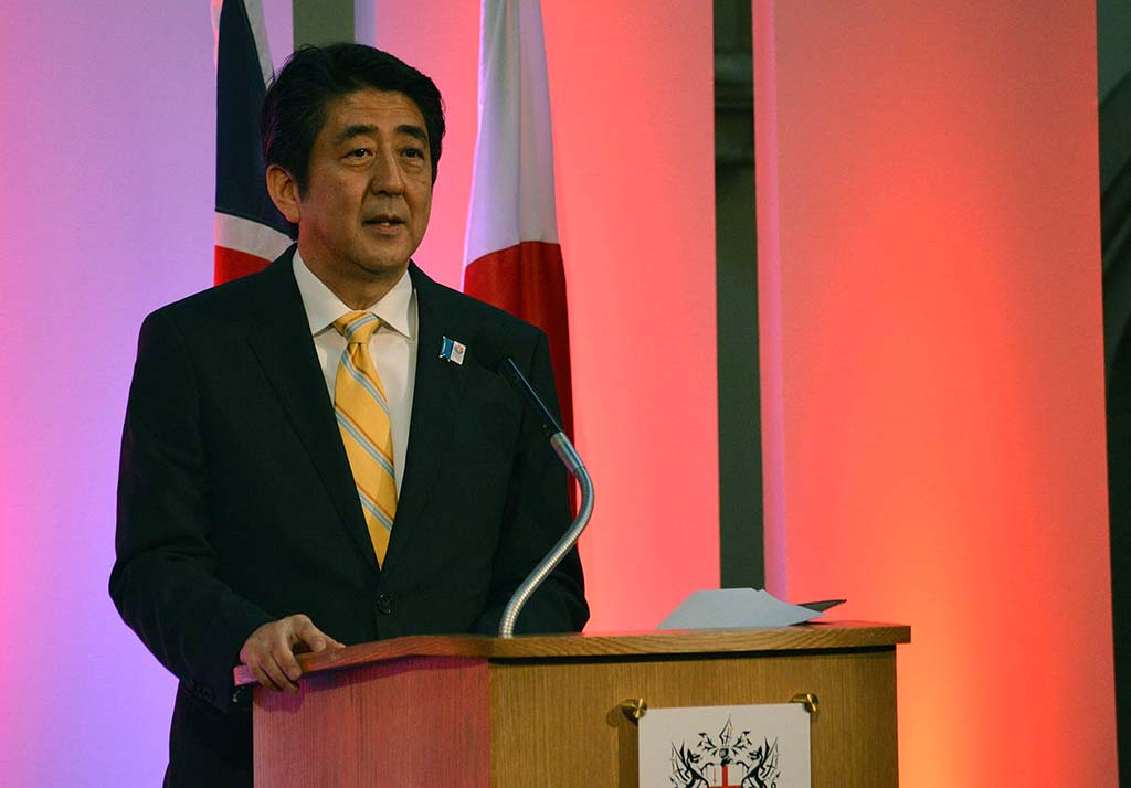 Premierminister Japan