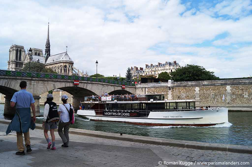 Quai Saint Bernard Quai Tournelle Bourne Identity