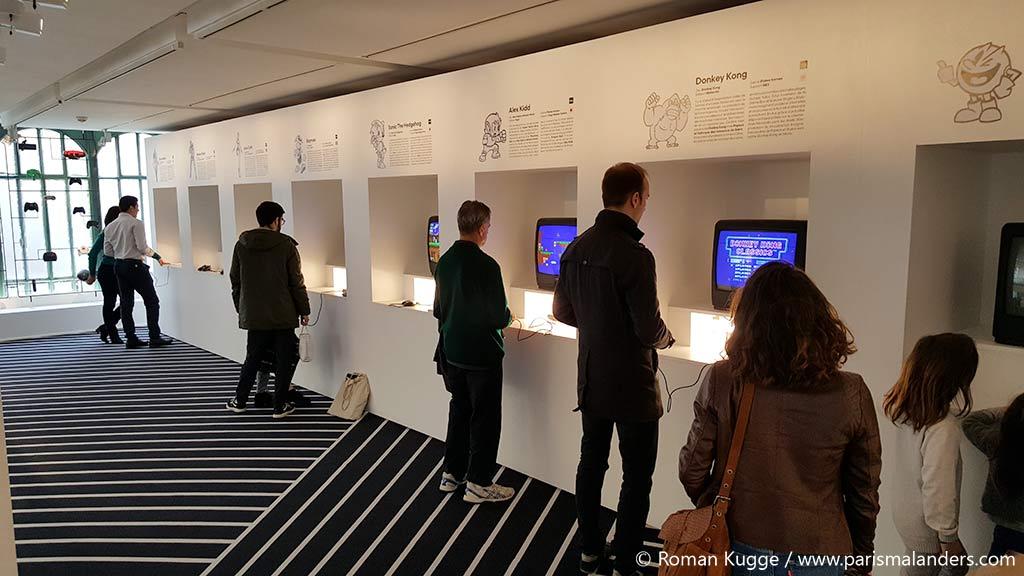 Videospiel Austellung Paris Game (3)