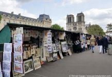 Bouquiniste Paris Buchhändler Seine (2)