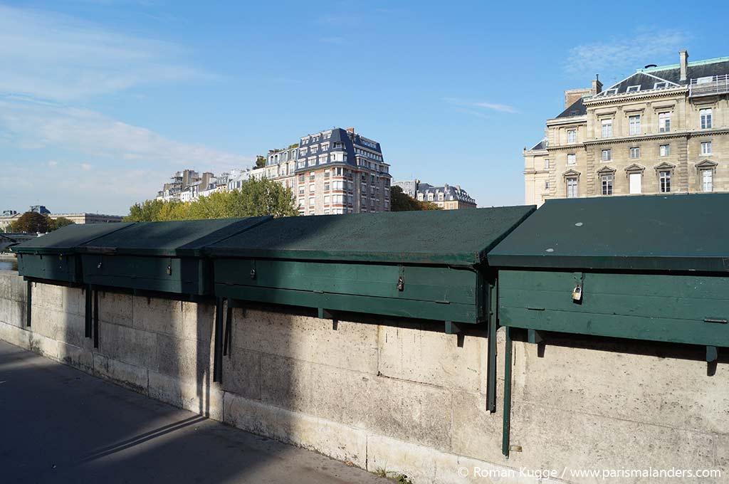 Bouquiniste Paris Buchhändler Seine (3)