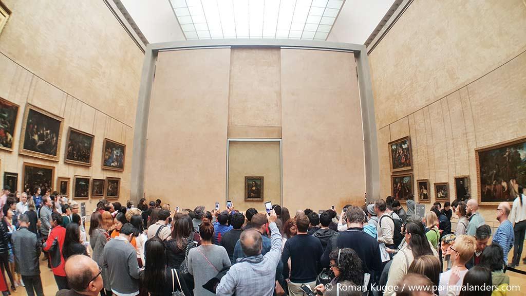 Mona Lisa im Louvre
