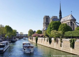 Notre Dame Bootsfahrt Paris