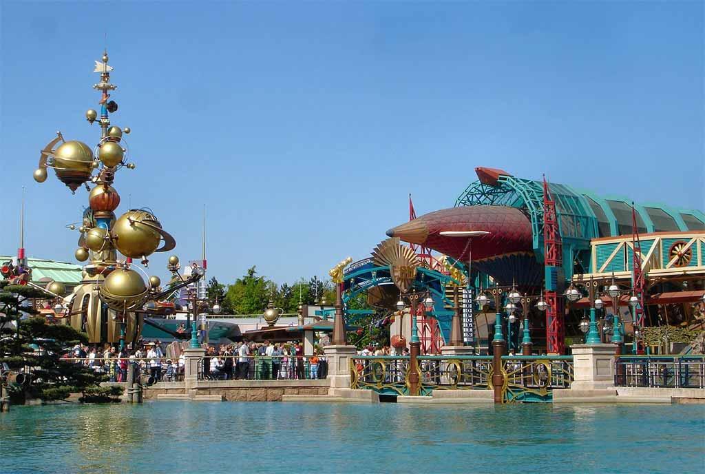 Spaßbad Aquaboulevard Paris
