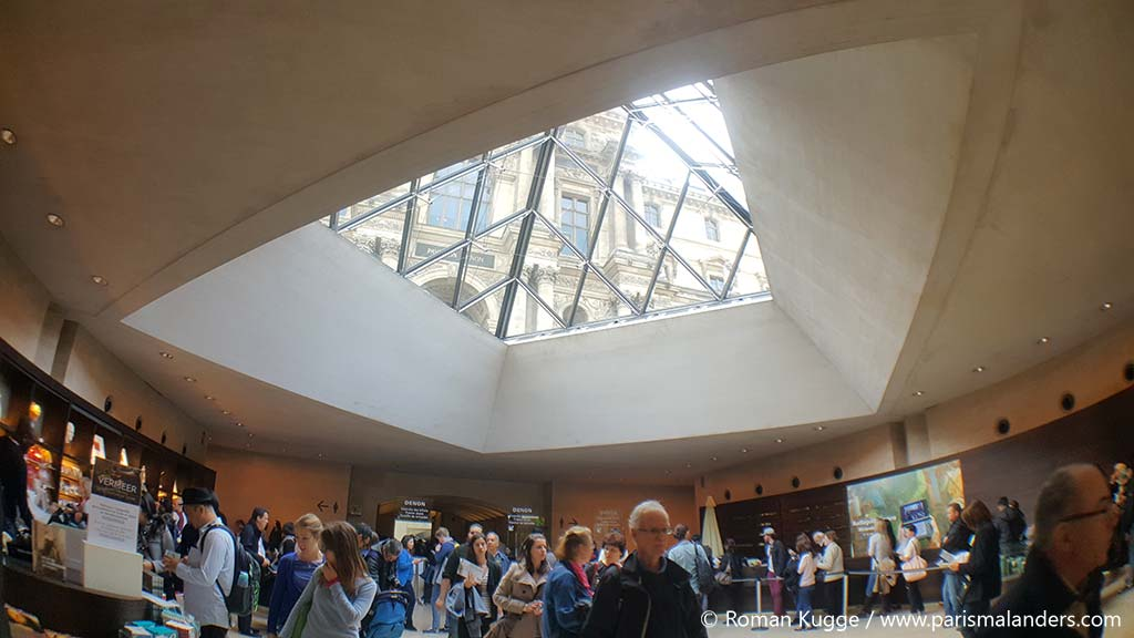 Louvre-Pyramide in Paris: 8 interessante Fakten (Höhe, Baujahr und ...