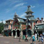 Freizeitpark Disneyland in Paris