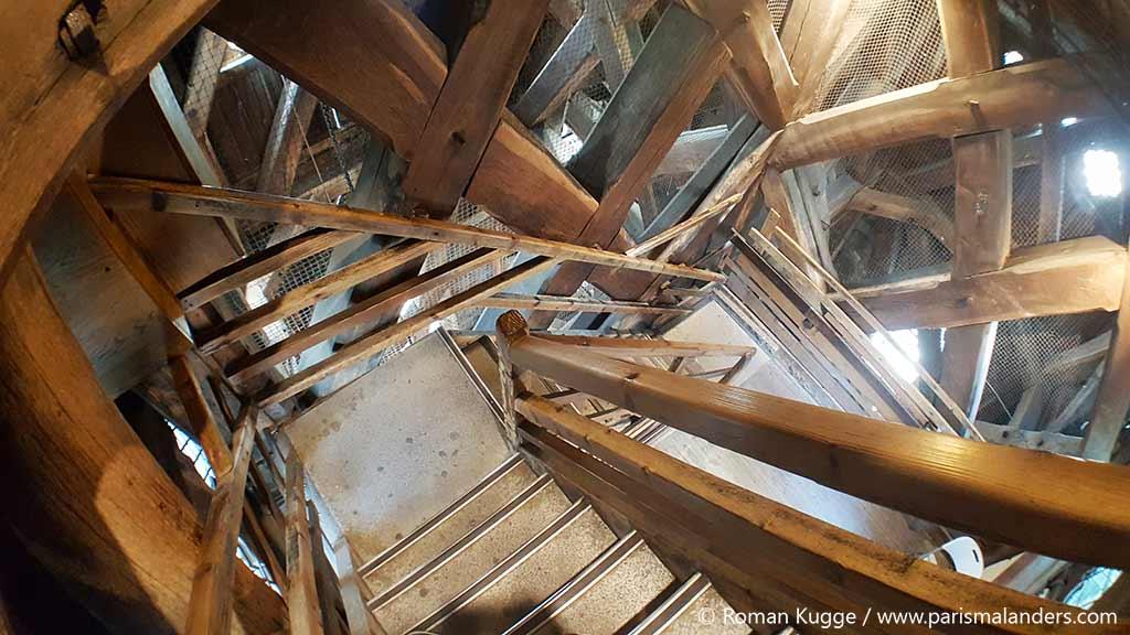 Glockenturm Treppen Türme Notre Dame