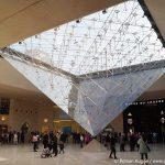 Pyramide Louvre Film Da Vinci Code
