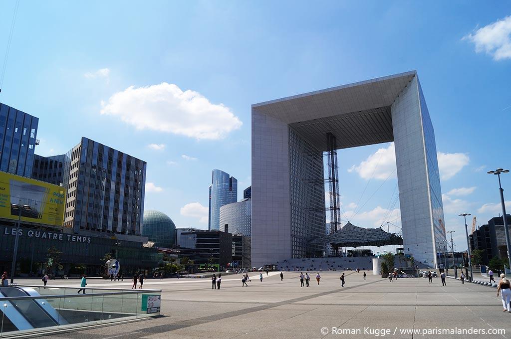 La Défense Geschäftsviertel (1)