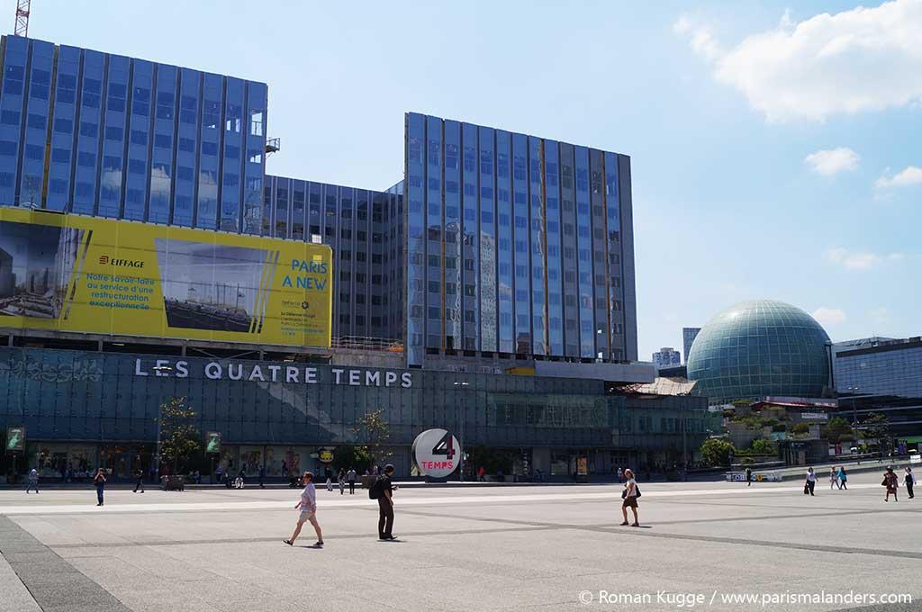 Kaufhaus Quatre-Temps in La Défense