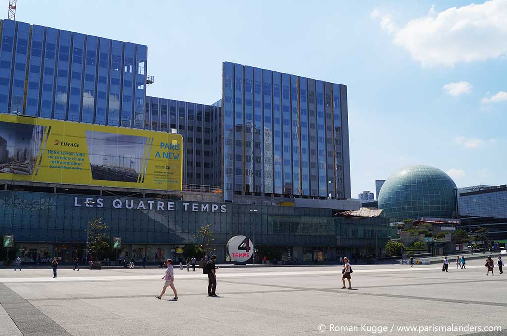 Kaufhaus Quatre-Temps in La Défense