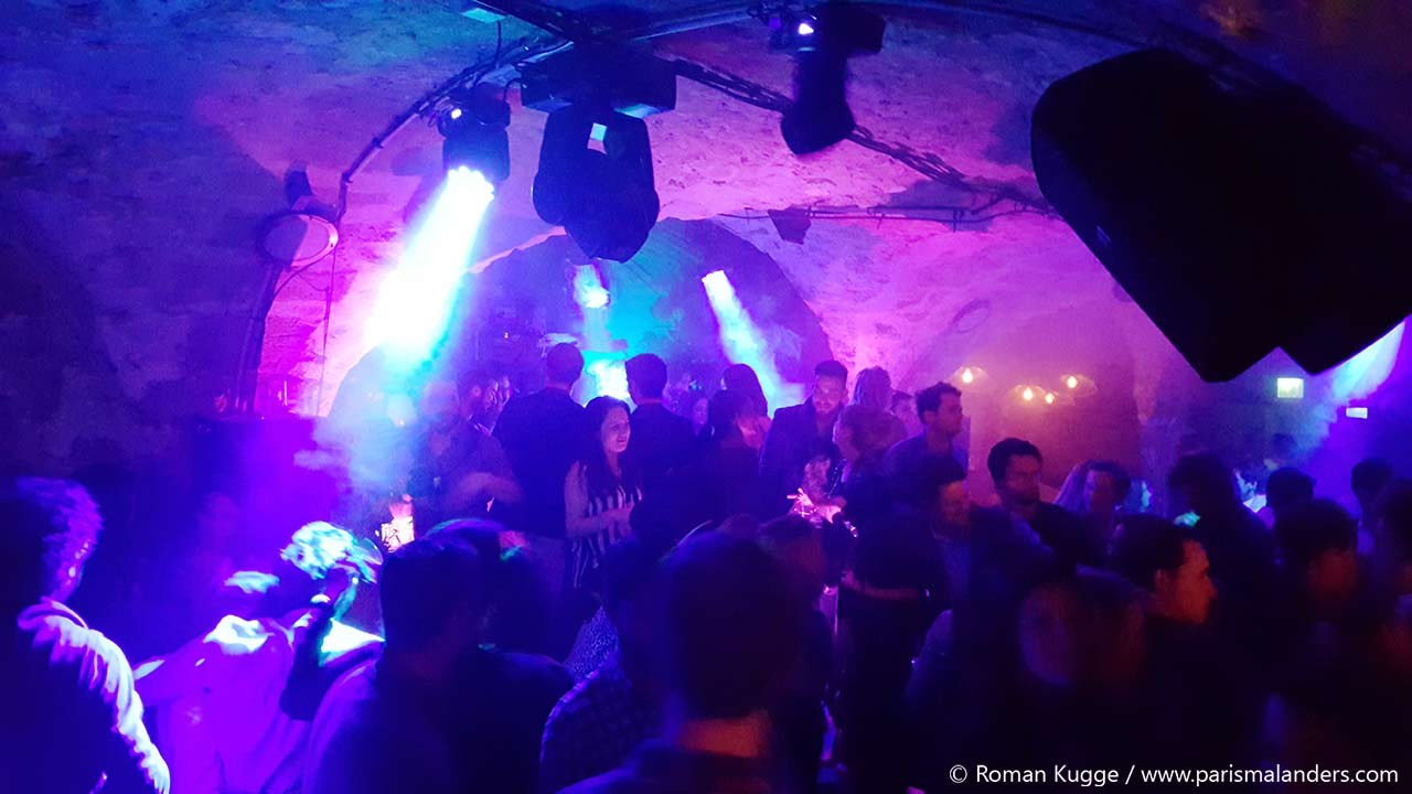 Nachtclub Paris The Dandy