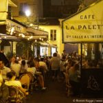 Restaurant Nachts Paris