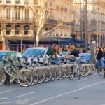 Velib Radstation Paris