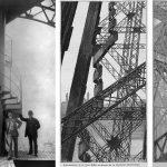 Wendeltreppe Gustave Eiffel Eiffelturm