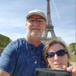 Erinnerungsfoto aus Paris 10