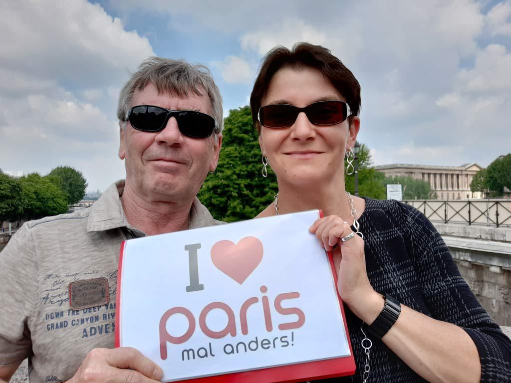 Erinnerungsfoto aus Paris 35